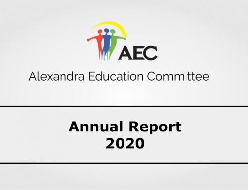 Alexandra Education Committee Annual Report 2020